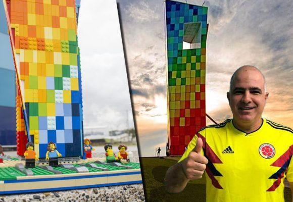 La Ventana al Mundo podría ser la primera imagen latinoamericana en Lego