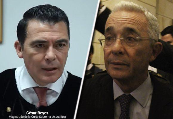 El magistrado boyacense que interrogó a Uribe