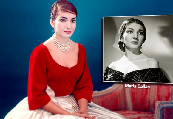 Las penas que mataron a María Callas