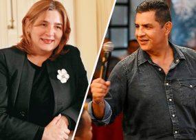 La exmincultura Mariana Garcés, un peso pesado al lado de Jorge Iván Ospina