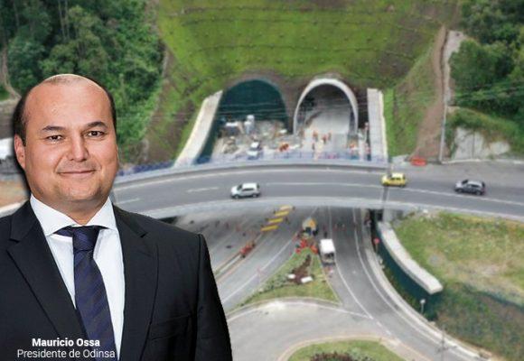 Odinsa se hace al Túnel de Oriente