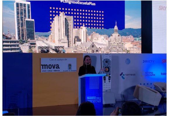 Transformación digital en las aulas de Medellín