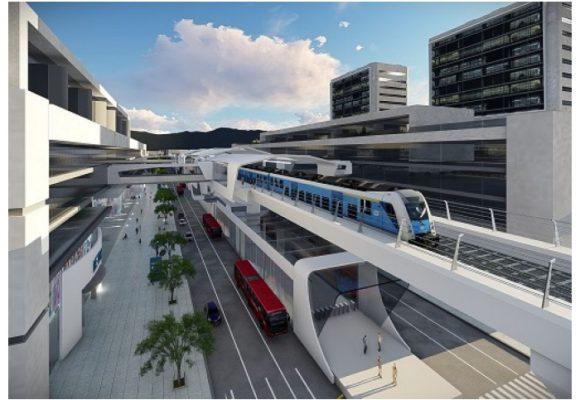 Dos consorcios quieren construir el Metro