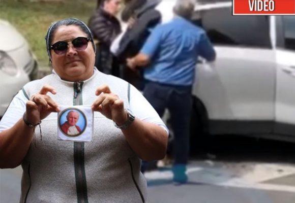 La grosería de la monja uribista con una periodista de Blu Radio