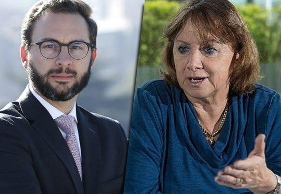 Nicolás Uribe reemplazará a Mónica De Greiff en la Cámara de Comercio de Bogotá