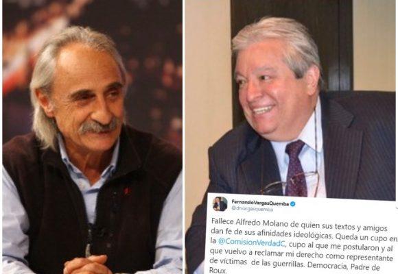 El oportunismo de un uribista con la muerte de Alfredo Molano