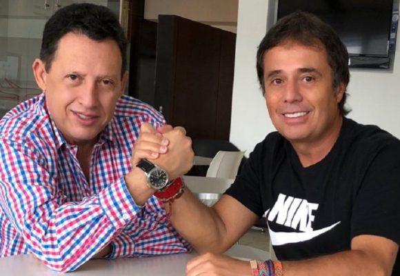 La lambonería de Cesar Augusto Londoño con los dueños de los equipos