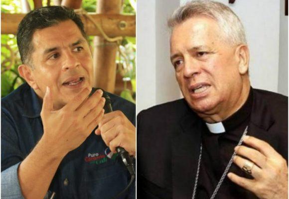 El arzobispo que acabó con la huelga de hambre de Jorge I. Ospina