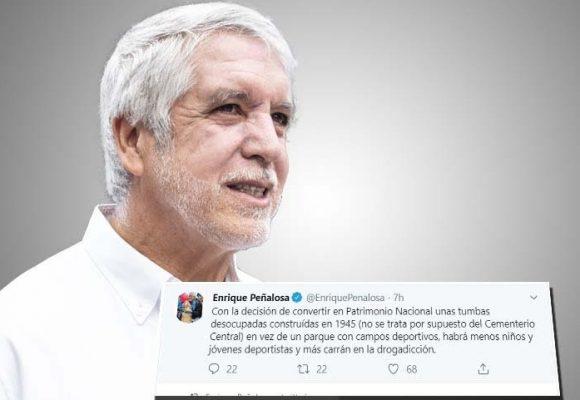 La ira de Peñalosa por el frenazo que le pegó el Consejo de Patrimonio
