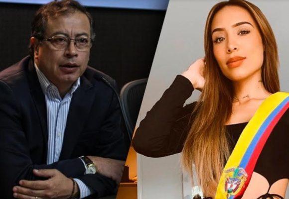 Gustavo Petro sería la fórmula vicepresidencial de Luisa Fernanda W