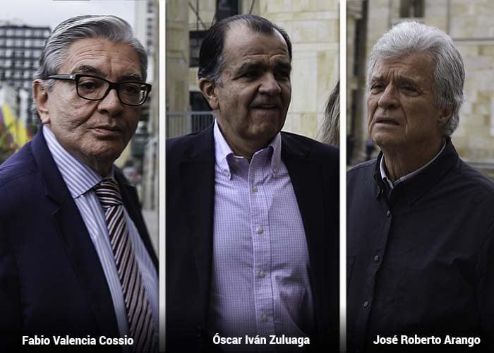 Amigos que no le fallaron a Uribe en su día difícil