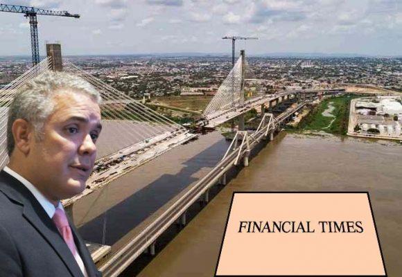 El Caribe colombiano, recomendada por Financial Times para invertir