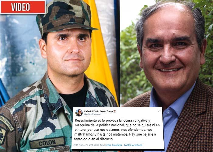 Rafael Colón, el general tuitero