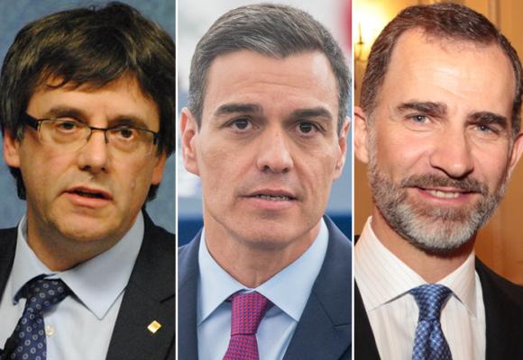 ¿El problema es Cataluña o España?