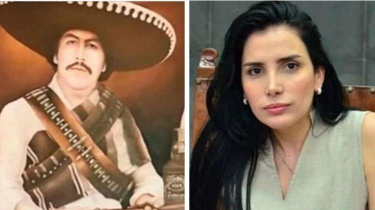 Pablo Escobar, Patrón de Colombia