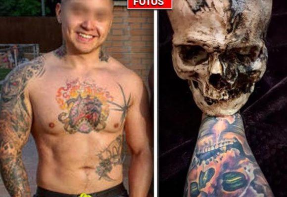 La obsesión por Aníbal Lecter del caníbal colombiano