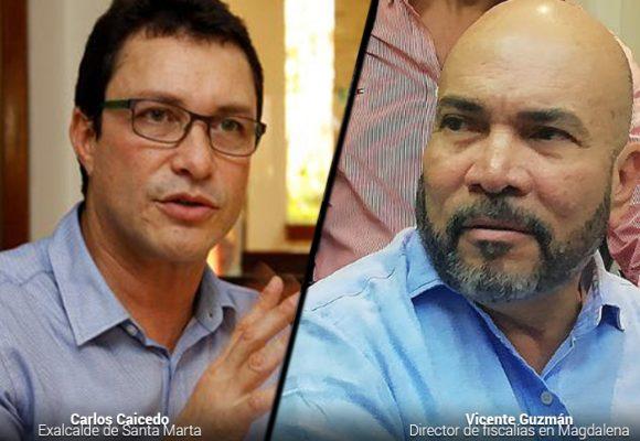 El fiscal del Magdalena mostró el cobre y le tocó renunciar