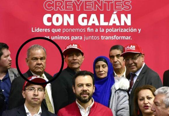 El pastor homofóbico que apoya a Carlos Fernando Galán