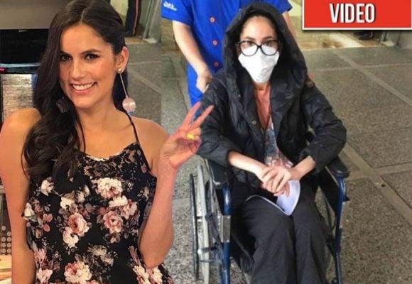 La terrible enfermedad de Linda Palma que casi la deja ciega y en silla de ruedas