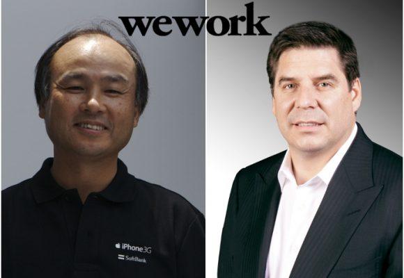 WeWork quedó en manos del grupo japonés SoftBank