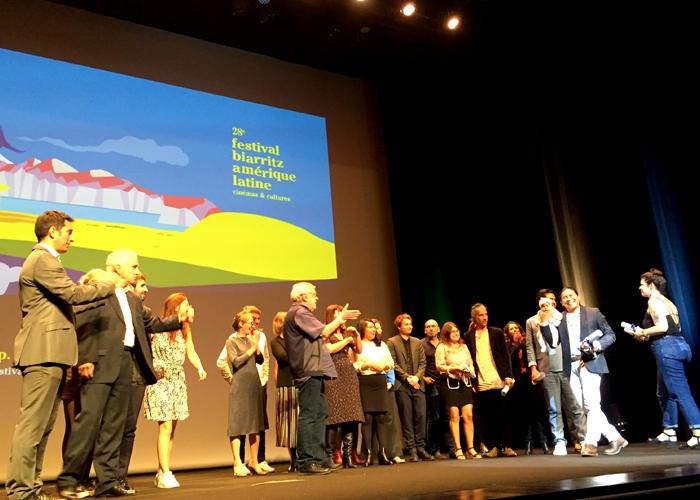 El cine de Brasil se lleva el Abrazo del Festival de Biarritz 2019