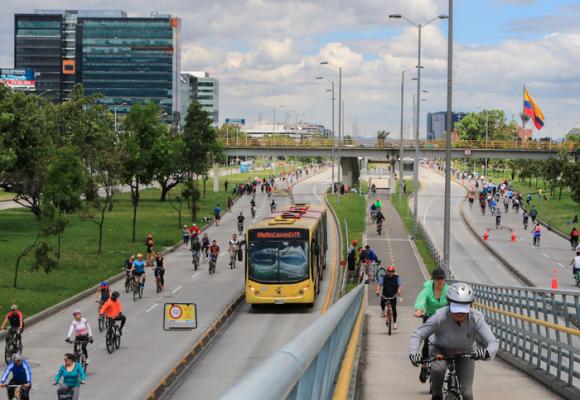 La bicicleta en Latinoamérica en perspectiva