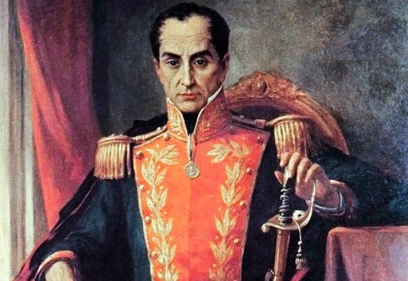El libertador Simón Bolívar y su verdadera historia