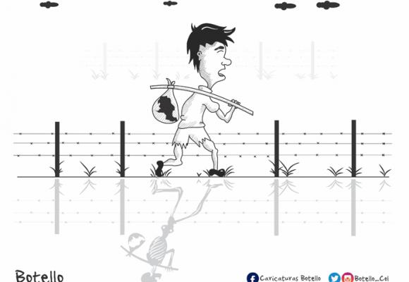 Caricatura: Un reflejo devastador