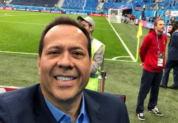 La insoportable ignorancia futbolística del cantante del gol