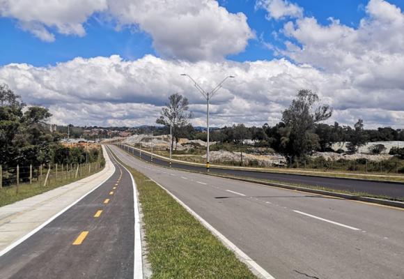 Vía El Porvenir-San Antonio, una muestra de cómo marchan las cosas en Rionegro (Antioquia)