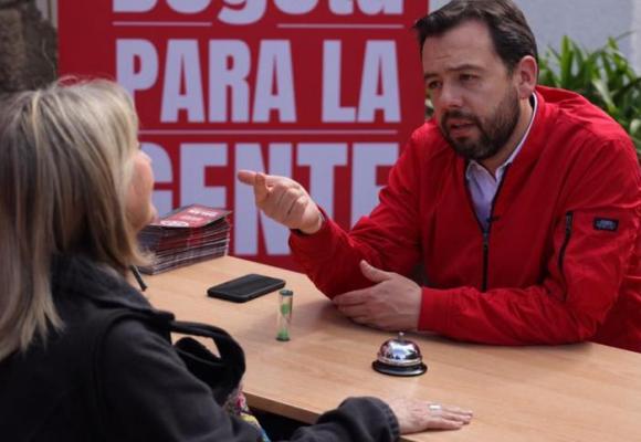 Carlos Fernando Galán reitera con contundencia su apoyo a la comunidad LGBTI