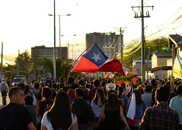 Chile, el falso milagro al que Colombia aspira