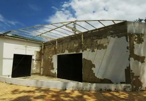 Elefante blanco por $2.523 millones en la construcción de ciudadela en el gobierno de Alan Jara