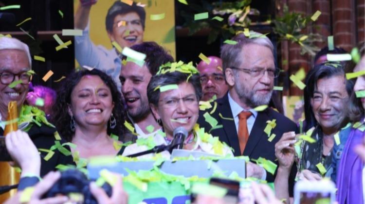 Claudia López, un triunfo con hondo significado