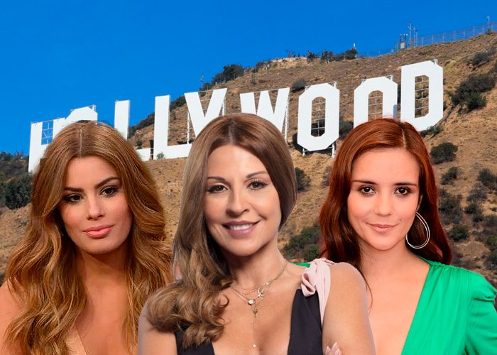 Las colombianas que fracasaron en Hollywood