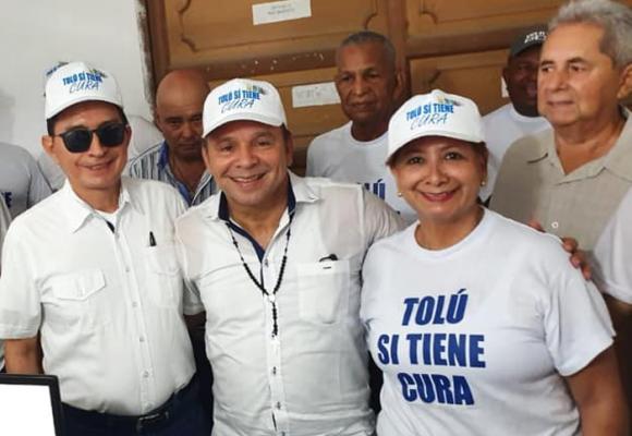 Los presuntos pecados del cura-candidato a la alcaldía de Tolú, Sucre