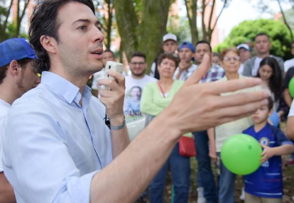 Daniel Quintero, con todo en contra para alzarse con la alcaldía de Medellín
