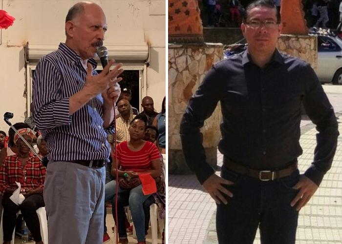El duro debate entre Temístocles Ortega y ciudadano caucano
