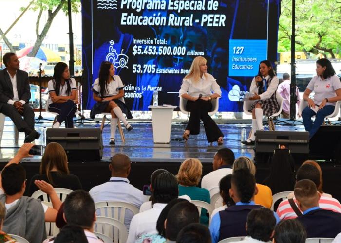 La ambiciosa apuesta en educación de Dilian Francisca Toro en el Valle del Cauca