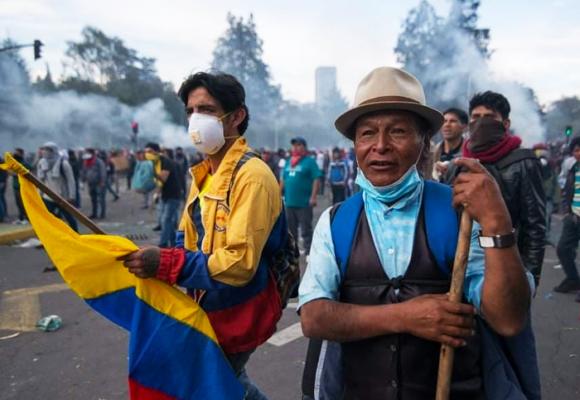 Ecuador y el poder de la movilización social