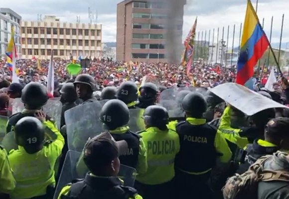 ¡Se emberracaron los ecuatorianos!