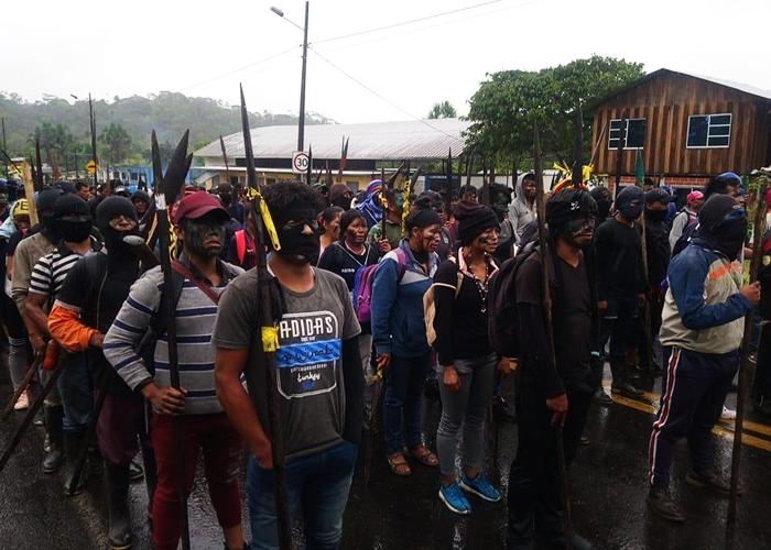 Levantamiento indígena y popular en Ecuador: las fuerzas en contienda y las perspectivas inmediatas