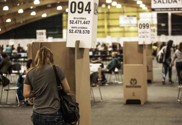 Gane quien gane en las presidenciales del 2022, la polarización continuará
