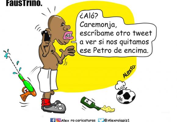 Caricatura: FausTrino