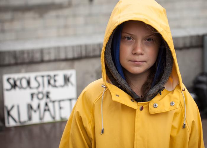 Autismo, el superpoder de Greta Thunberg