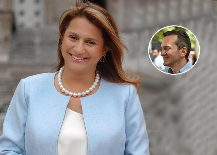 ¿Paola Holguín, la responsable de la debacle electoral de Alfredo Ramos en Medellín?