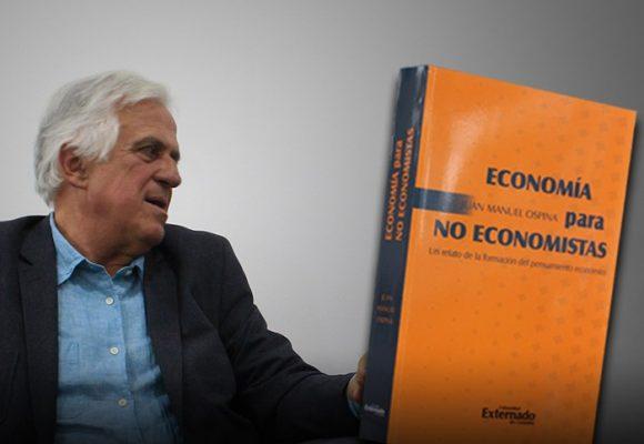 Este jueves lanzamiento del libro 'Economía para no economistas'