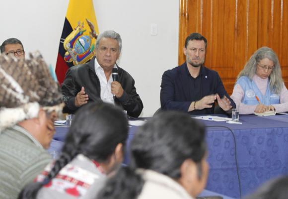 Ecuador: una larga jornada sin perdedores ni ganadores