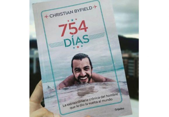 De Instagram a un libro: Christian Byfield cuenta sus verdades