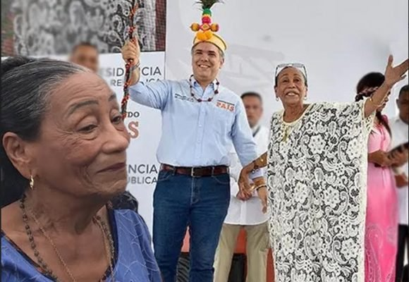 El ocaso de la matrona Wayuu Mama Franca
